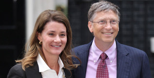 Melinda & Bill Gates net worth